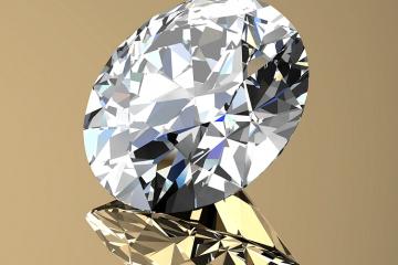 מה עומד מאחורי יהלום זוהר