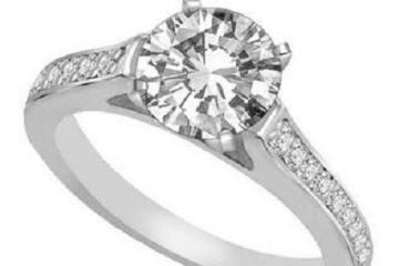 טבעת אירוסין עדינה בהזמנה אישית