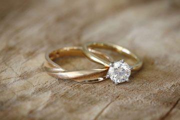 טבעות נישואין מעוצבות קלאסיות