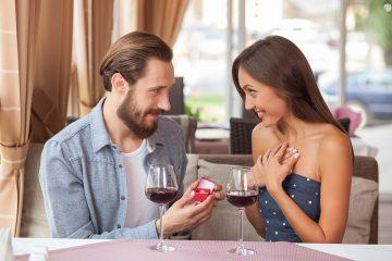 מה את מרגישה לראשונה לאחר שענדת את טבעת האירוסין?